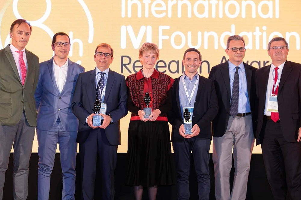ganadores international ivi foundation awards