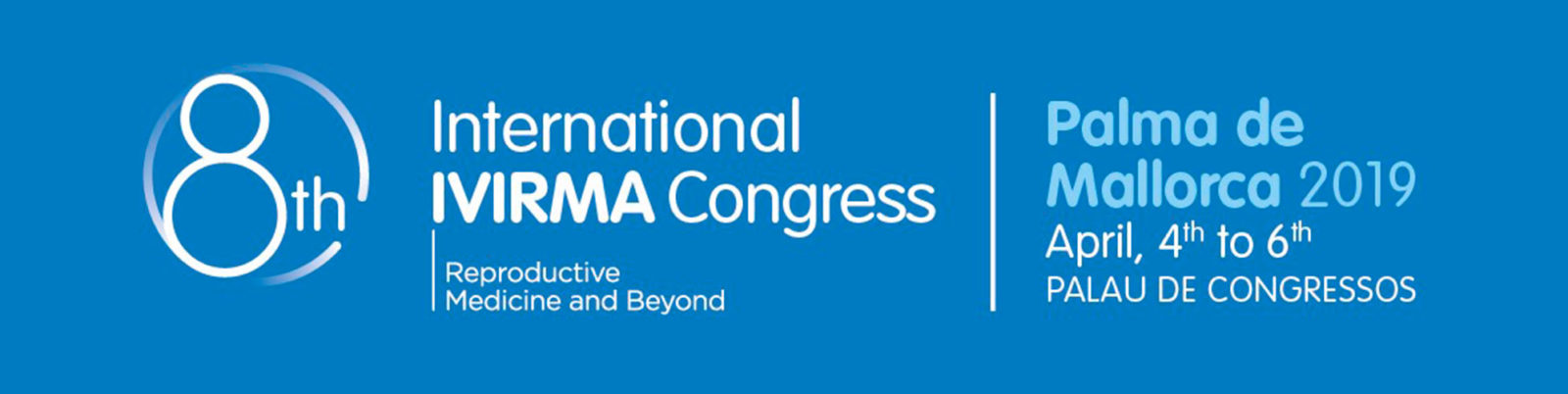 banner international ivirma congress 2019