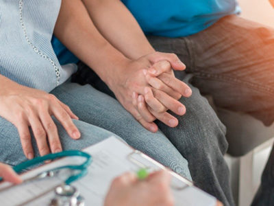 parejas seropositivas